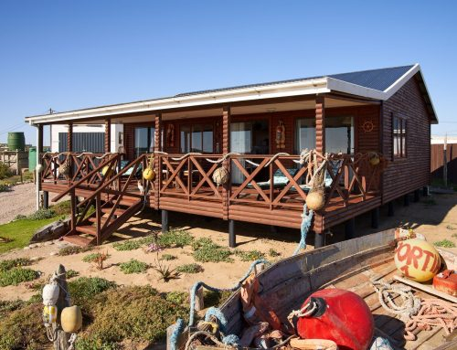 Dog Stone Cottage – Hondeklip Bay